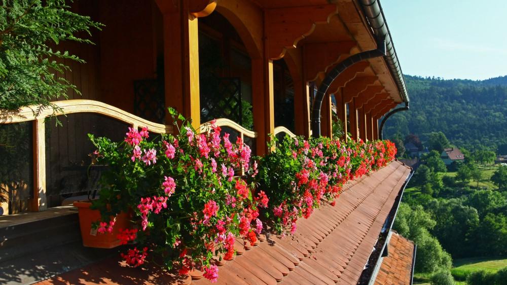 Hôtel de charme en Alsace
