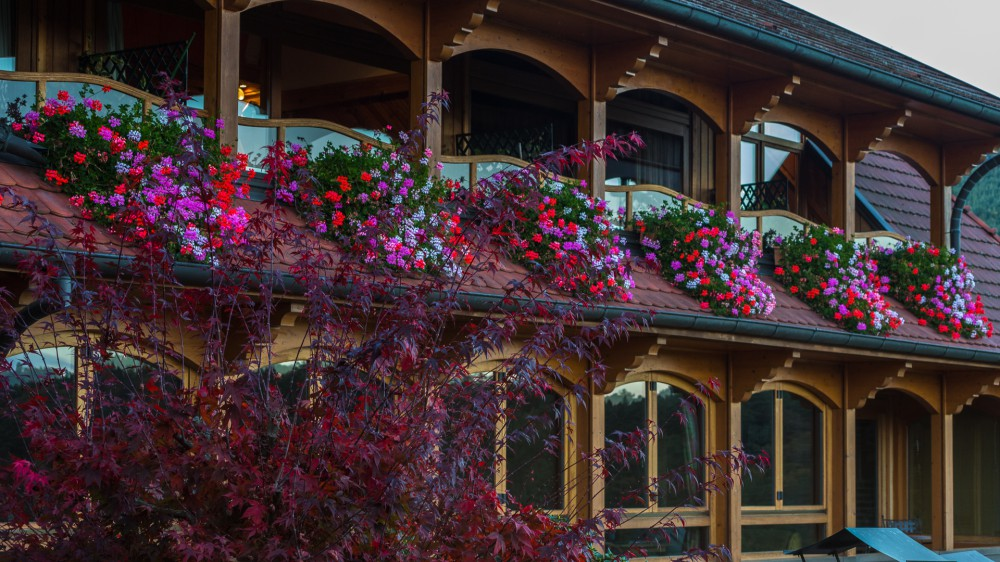 Hôtel en Alsace