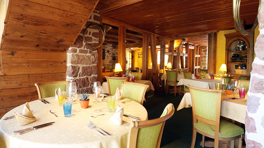 Restaurant à Thannenkirch
