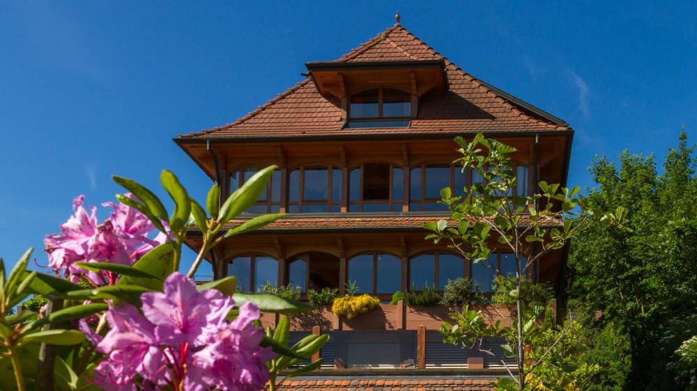 Hôtel en Alsace à Thannenkirch